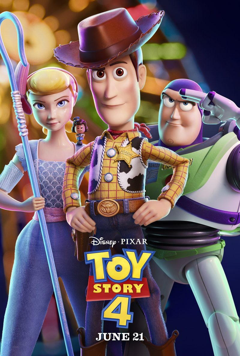 ToyStory4Poster e1559089424633 - Toy Story 4 Cast Interview