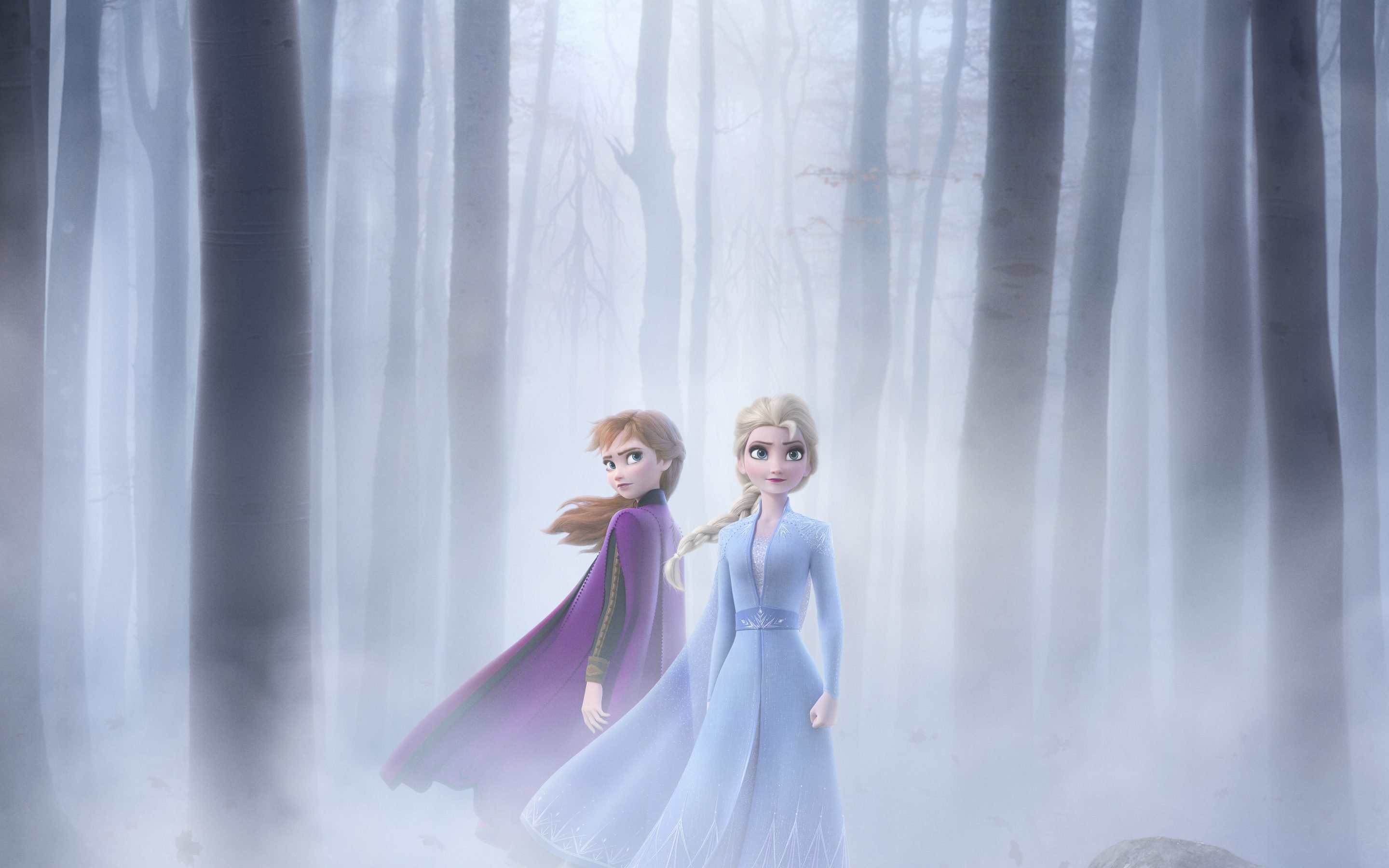 Disney Frozen 2 NEW TRAILER – Elsa and Anna's Wild Journey