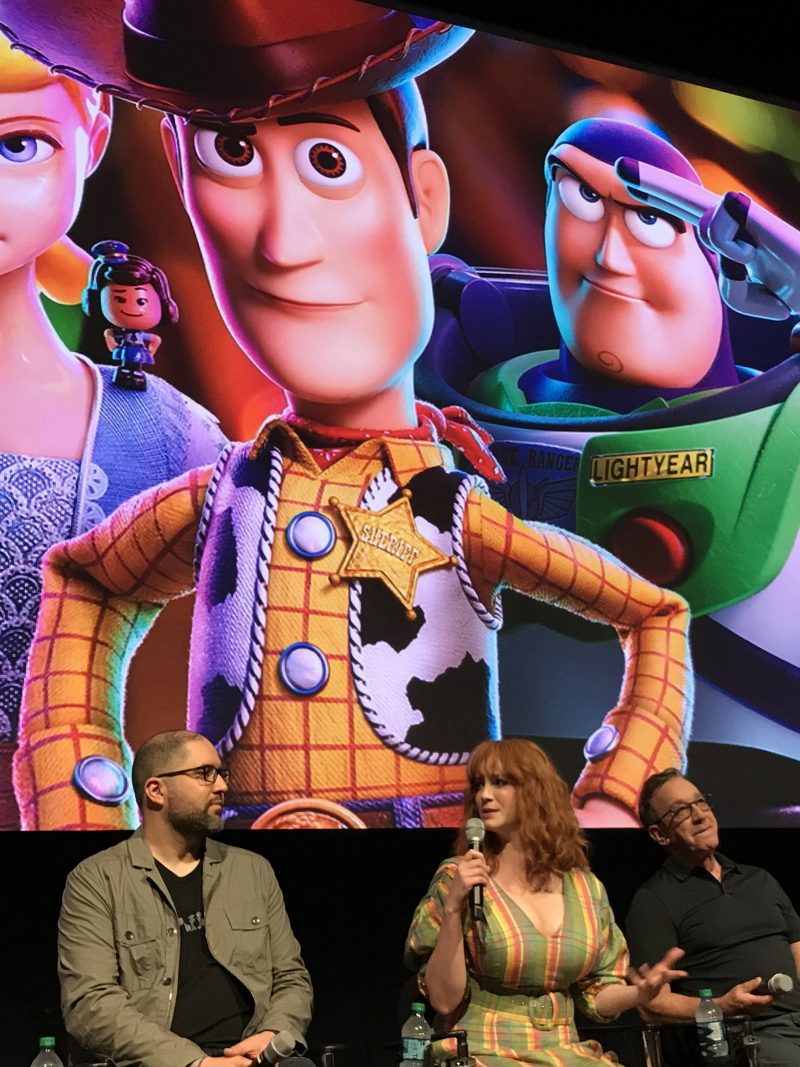 Toy Story4 Christinahendricks e1560796616765 - Toy Story 4 Cast Interview