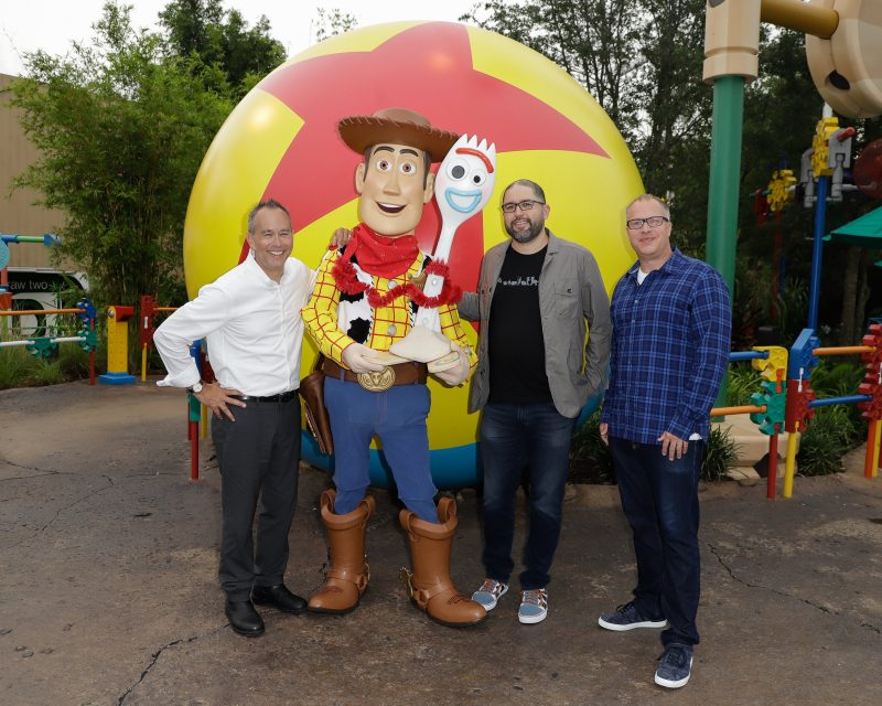 Toy Story4 Directors e1560796928461 - Toy Story 4 Cast Interview