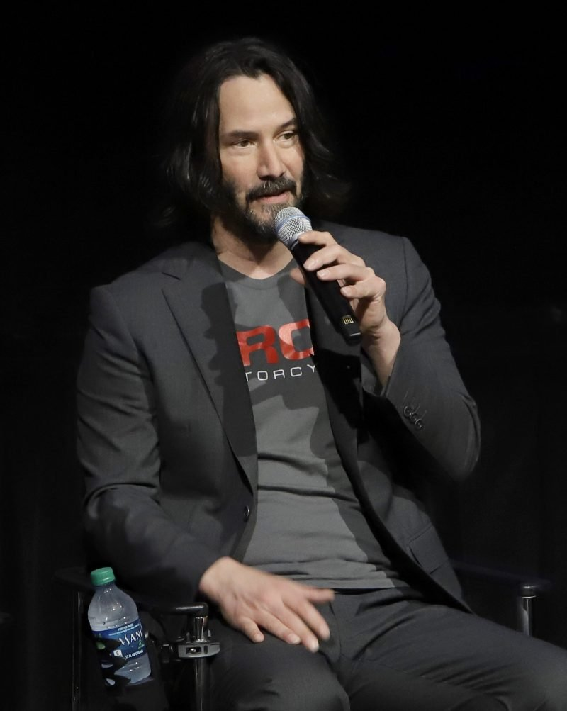 Keanu Reeves in Toy Story 4