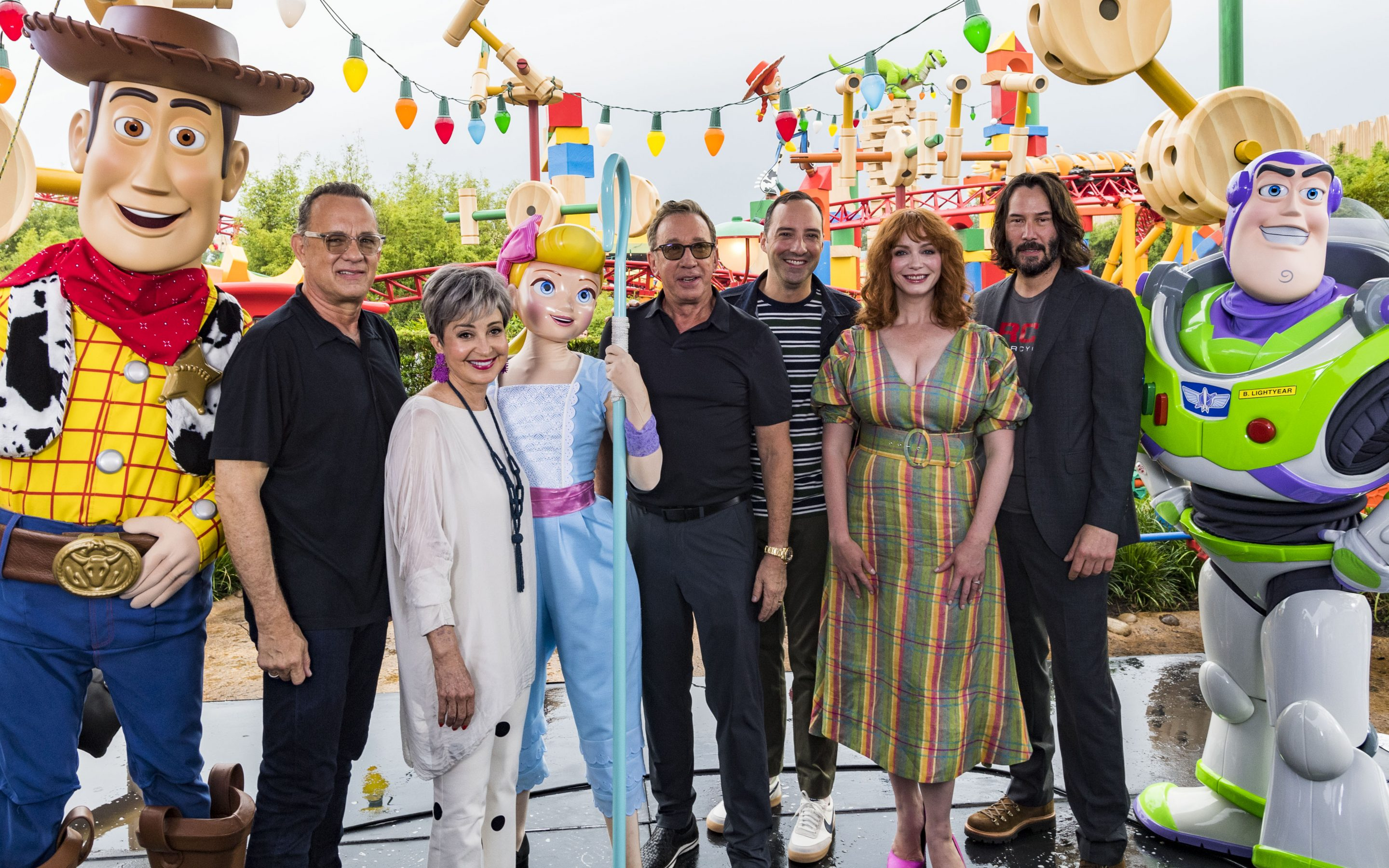 Toy Story 4 Cast Interview