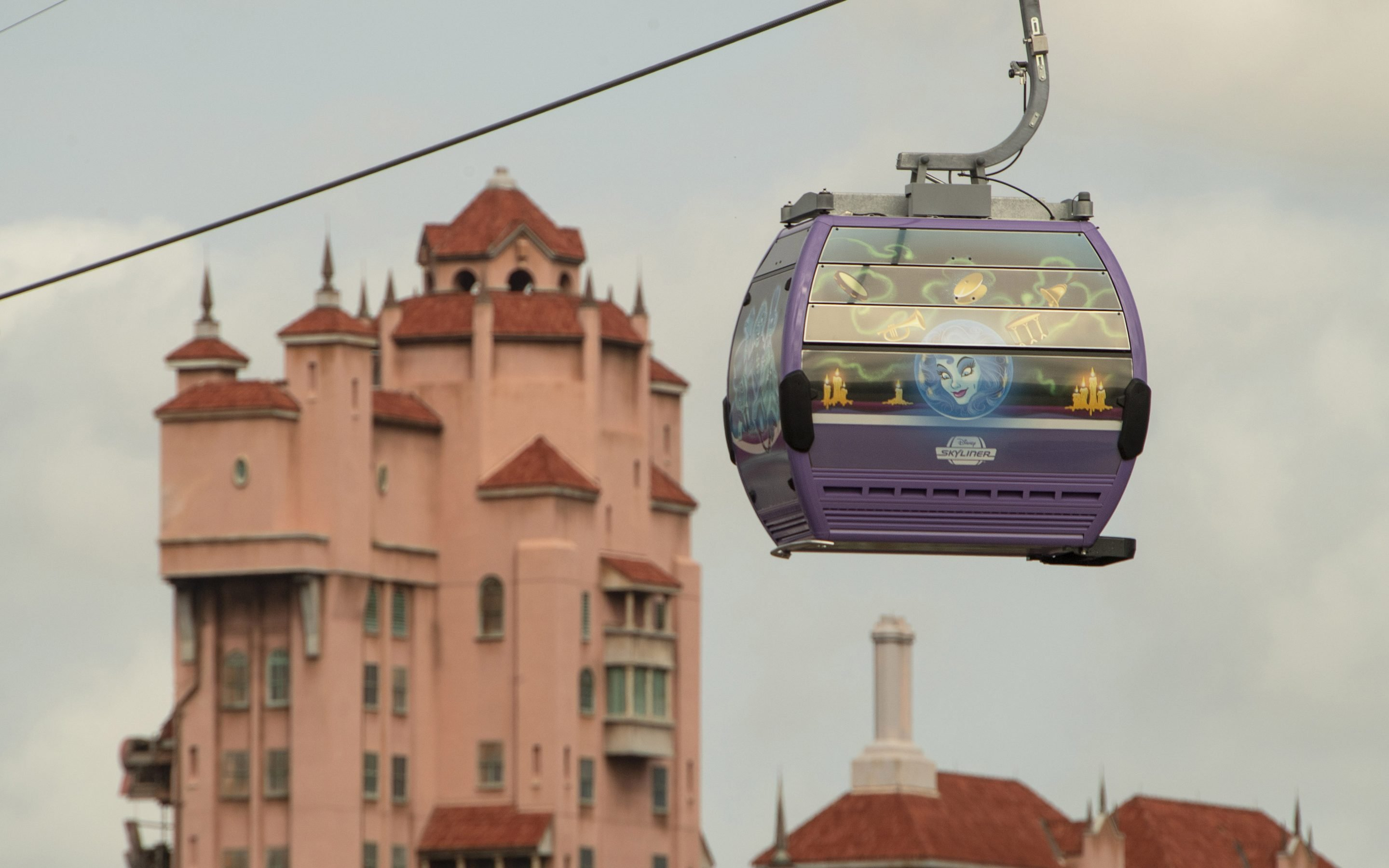 Disney Skyliner Gondolas Coming Soon!