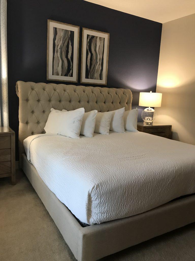 Encore Resort bedroom