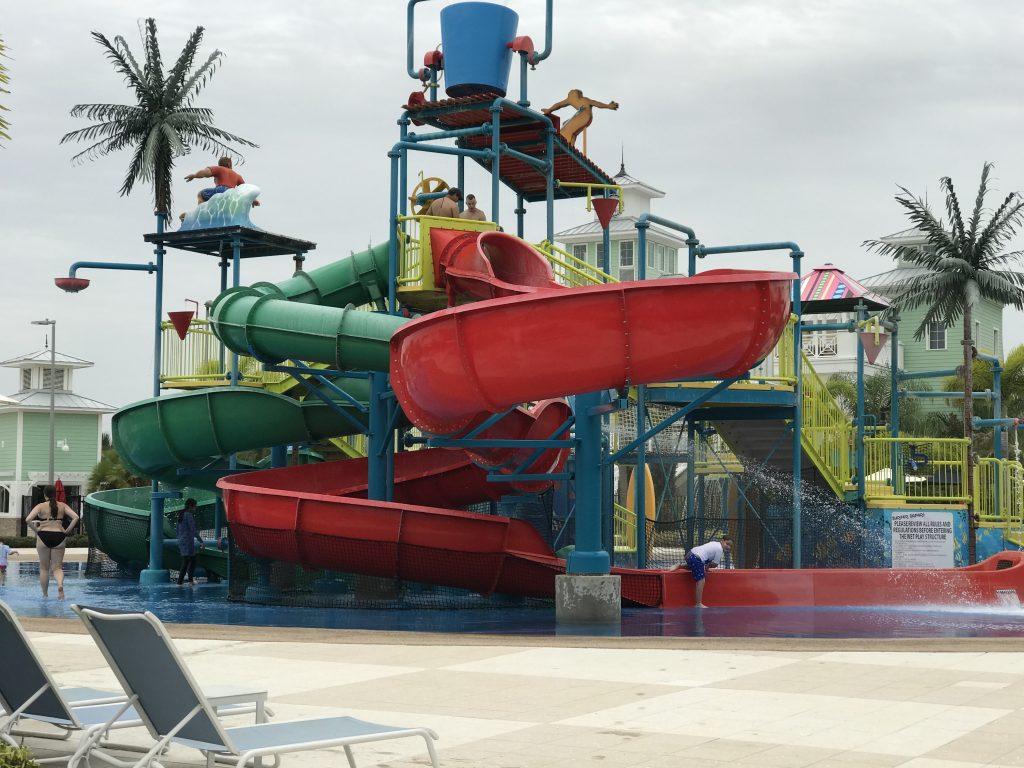 Encore Resort Kissimmee waterpark