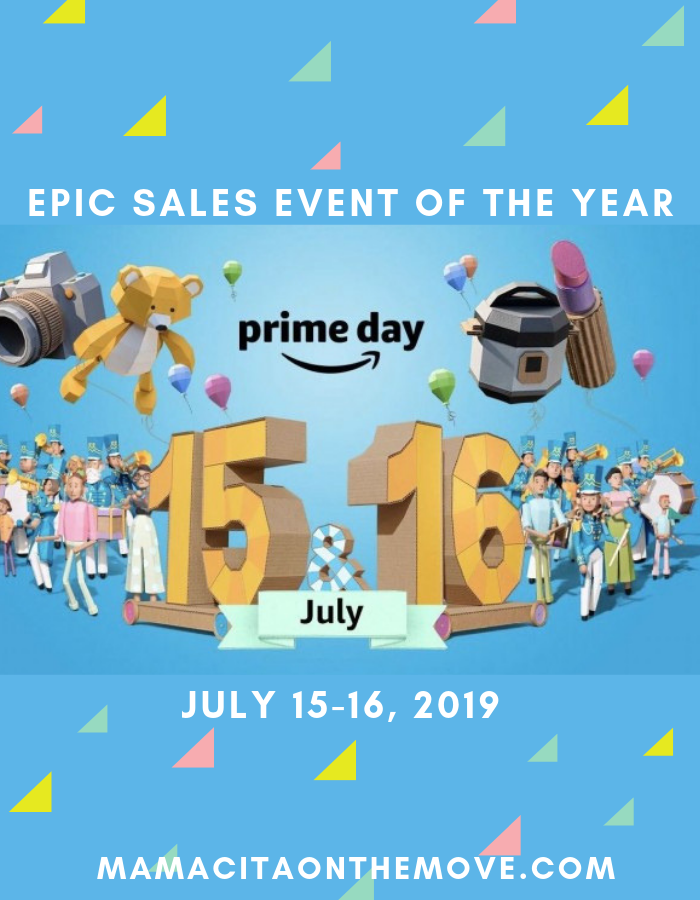 PRIME DAY - Amazon Prime Day Deals