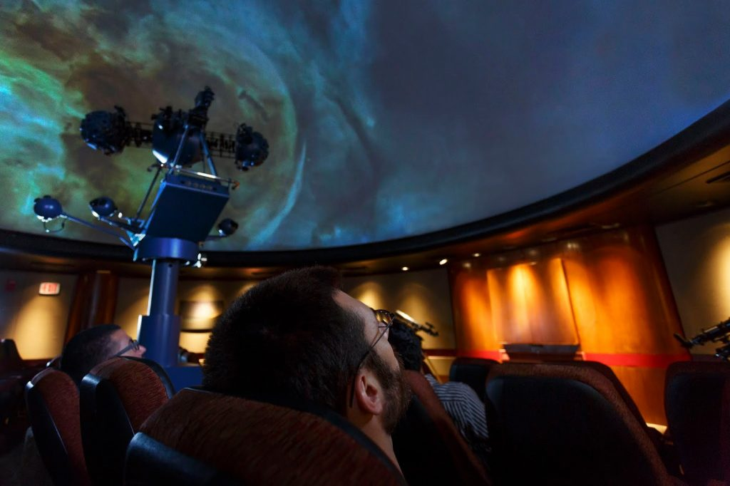 Seminole State Planetarium Telescope Thursdays