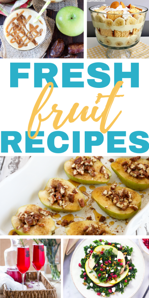 fresh Fruit Recipes ideas
