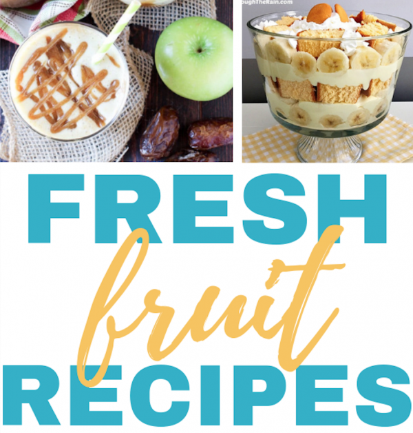 10 Fresh Fruit Recipe Ideas – Perfect for Winter