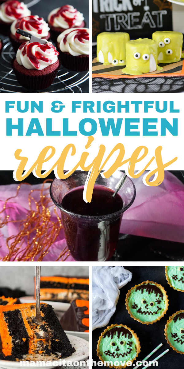 Frightful Halloween Recipes