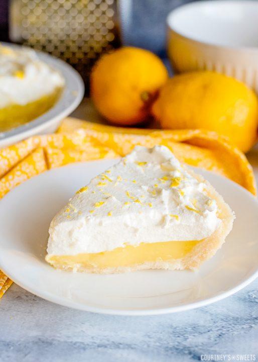 lemon pie decadent dessert recipes