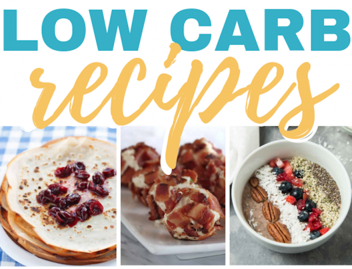 Easy Low-Carb Diet Recipes