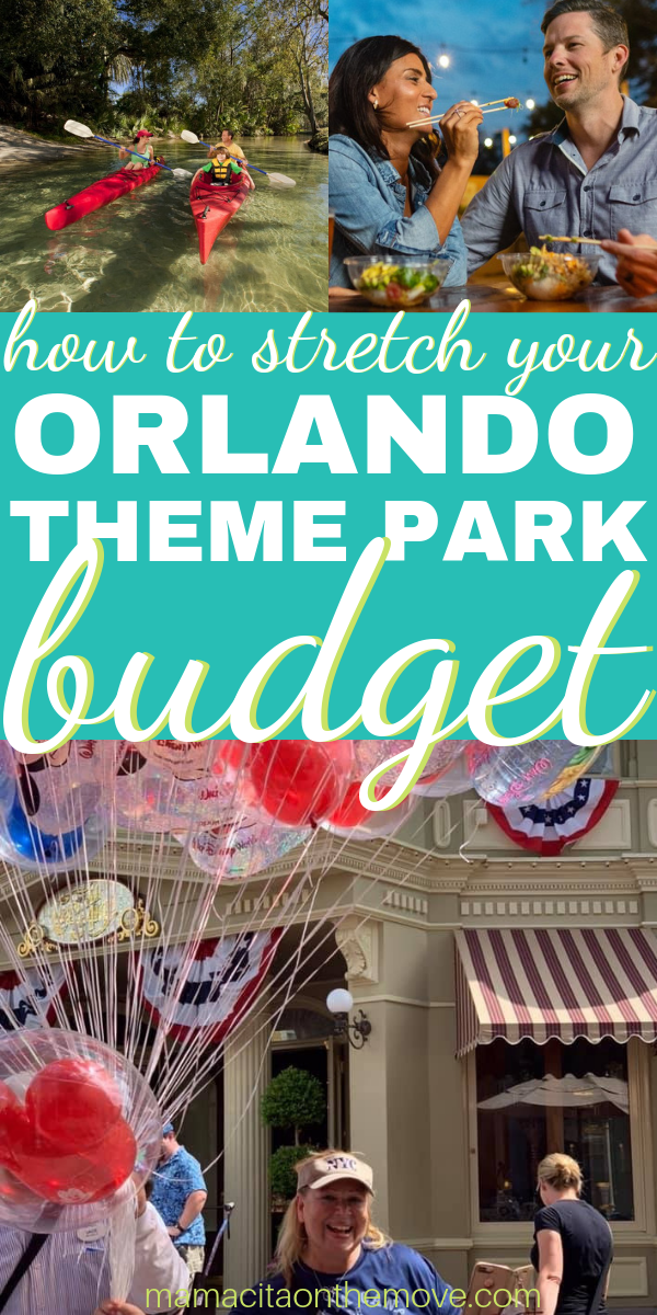 Orlando Theme Parks on a Budget