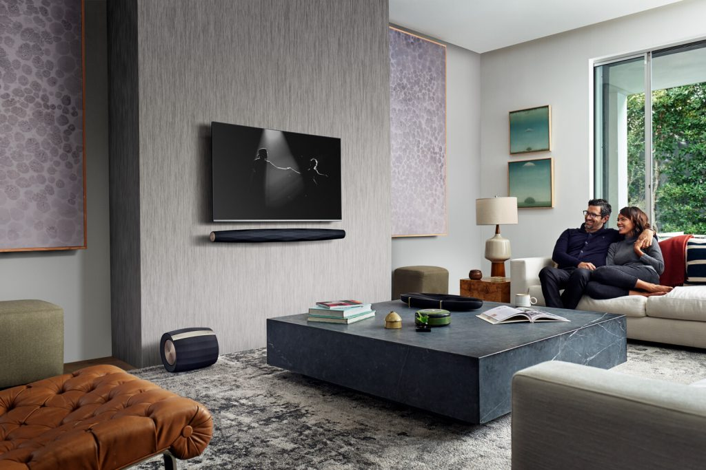 Bowers & Wilkins Formation® Suite Wireless Audio System