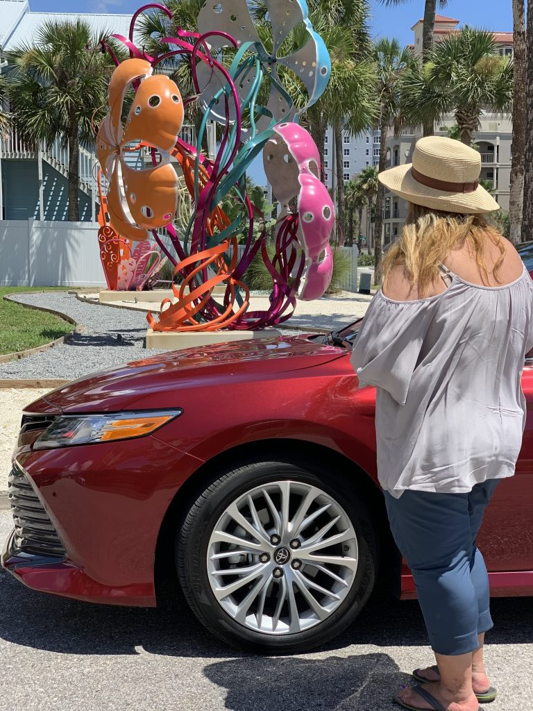 ToyotaCamry1 e1564967029617 768x1024 - Mother - Daughter weekend in the 2019 Toyota Camry XLE
