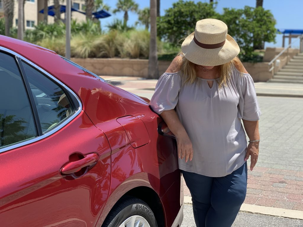 ToyotaCamry13 1024x768 - Mother - Daughter weekend in the 2019 Toyota Camry XLE