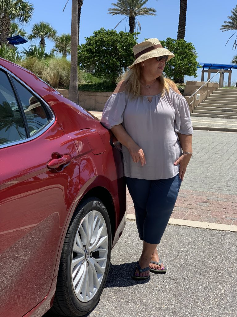 ToyotaCamry14 e1564968907190 768x1024 - Mother - Daughter weekend in the 2019 Toyota Camry XLE