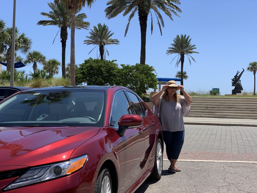ToyotaCamry15 1024x768 - Mother - Daughter weekend in the 2019 Toyota Camry XLE