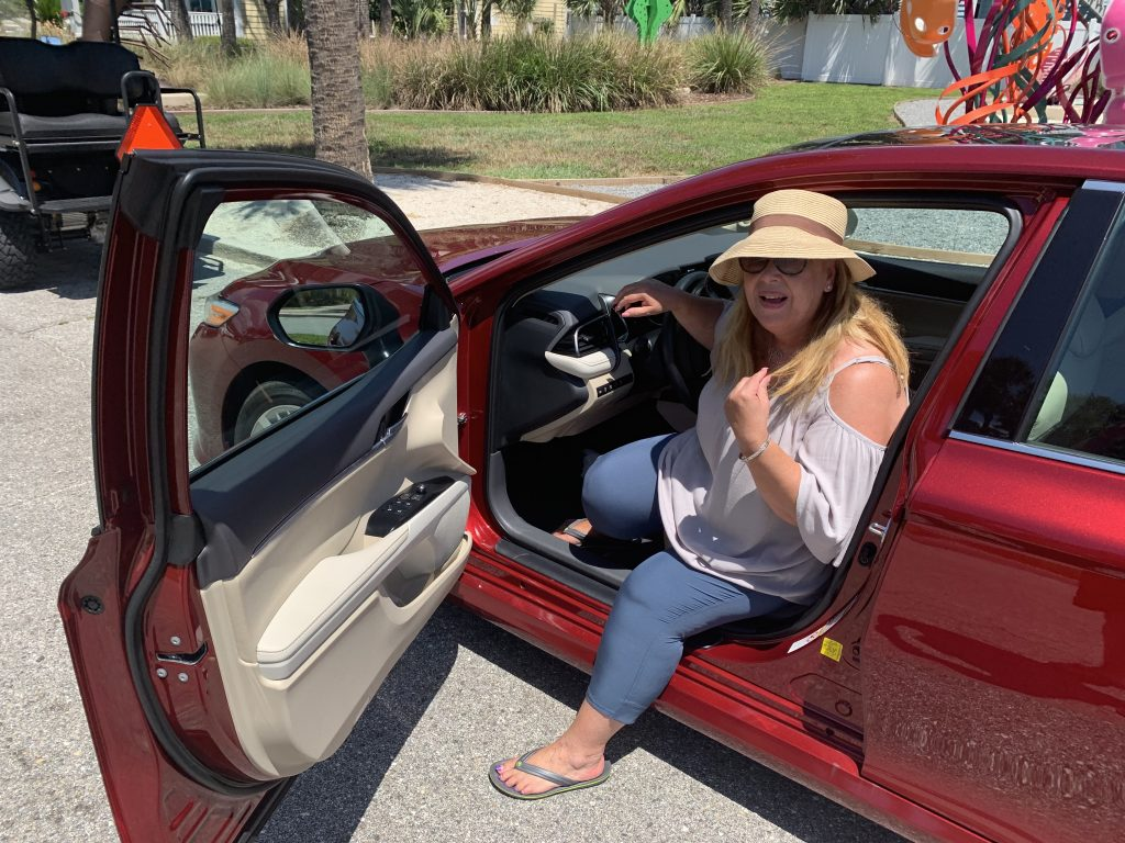 ToyotaCamry17 1024x768 - Mother - Daughter weekend in the 2019 Toyota Camry XLE