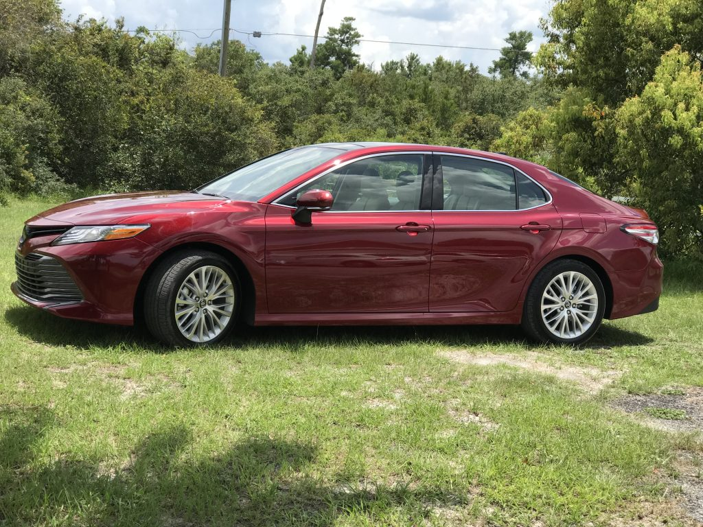 ToyotaCamry8 1024x768 - Mother - Daughter weekend in the 2019 Toyota Camry XLE