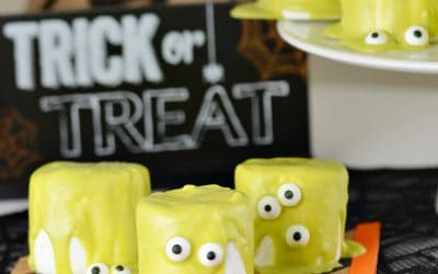 10 Fun & Frightful Halloween Recipes
