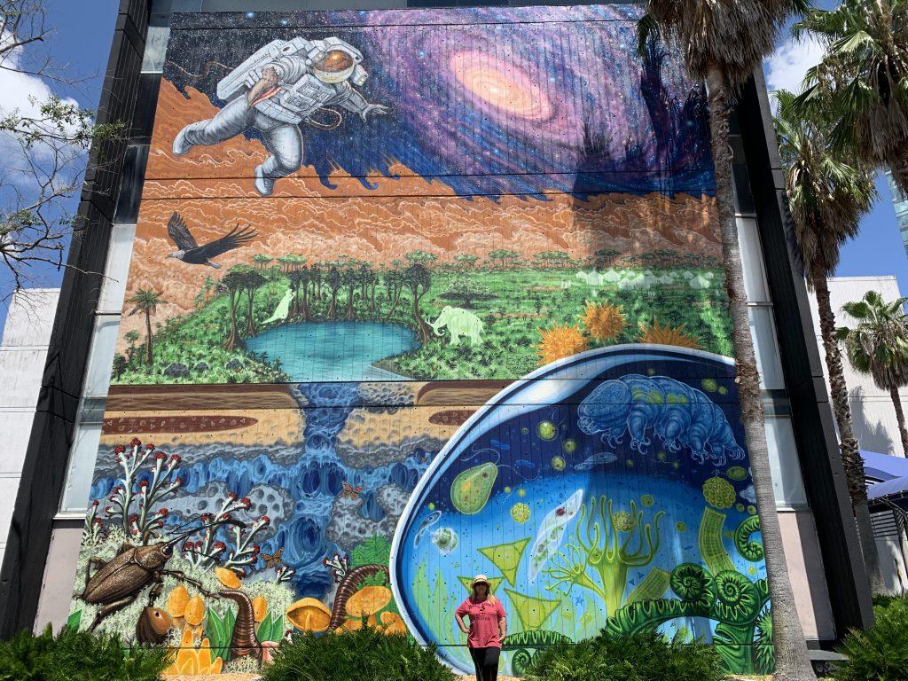 JacksonvilleMural 1024x768 - 7 Best Spots to Visit in Jacksonville Florida