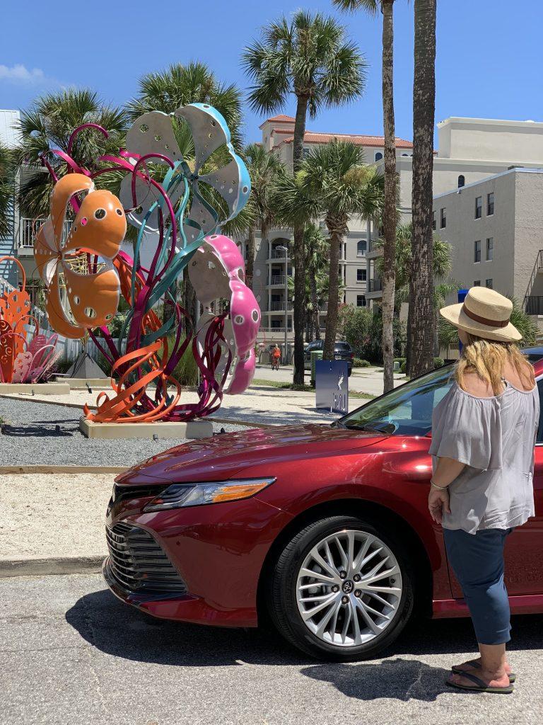 JacksonvilleSculpture e1569034135457 768x1024 - 7 Best Spots to Visit in Jacksonville Florida