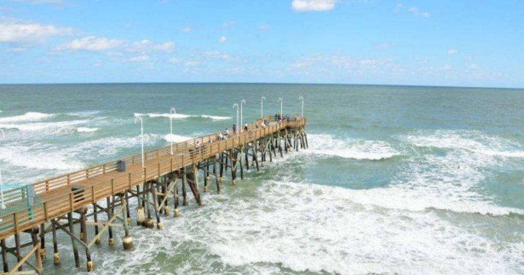 jacksonville beach fishing pier 1024x538 - 7 Best Spots to Visit in Jacksonville Florida
