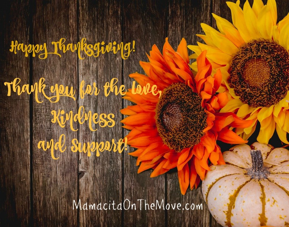 HappyThanksgiving2019 - Happy Thanksgiving!