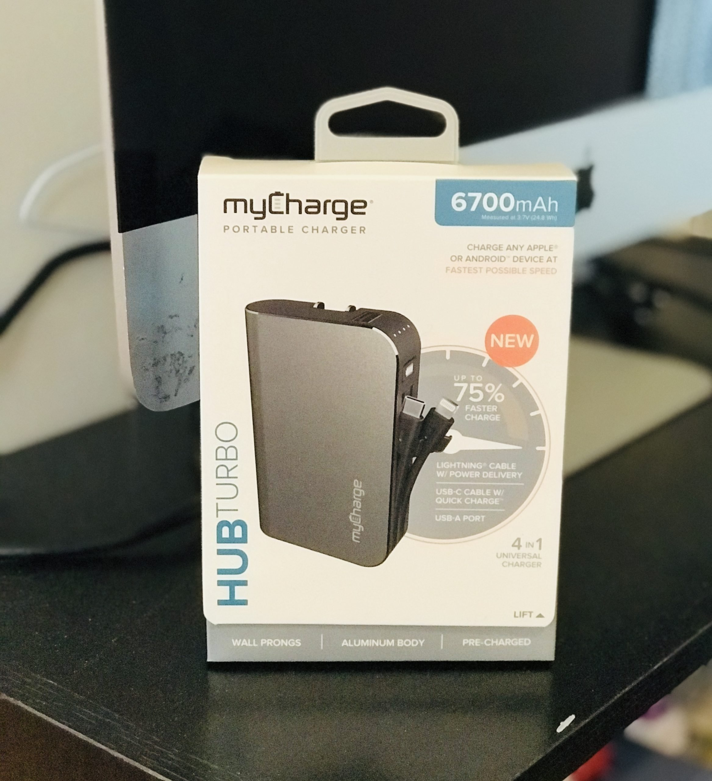 myCharge HubPlus Turbo