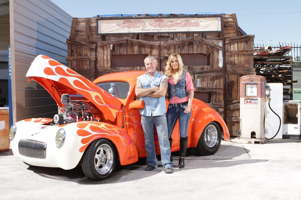 "Rick & Kelly Dale from ""American Restoration"""