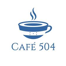 cafe 504 logo