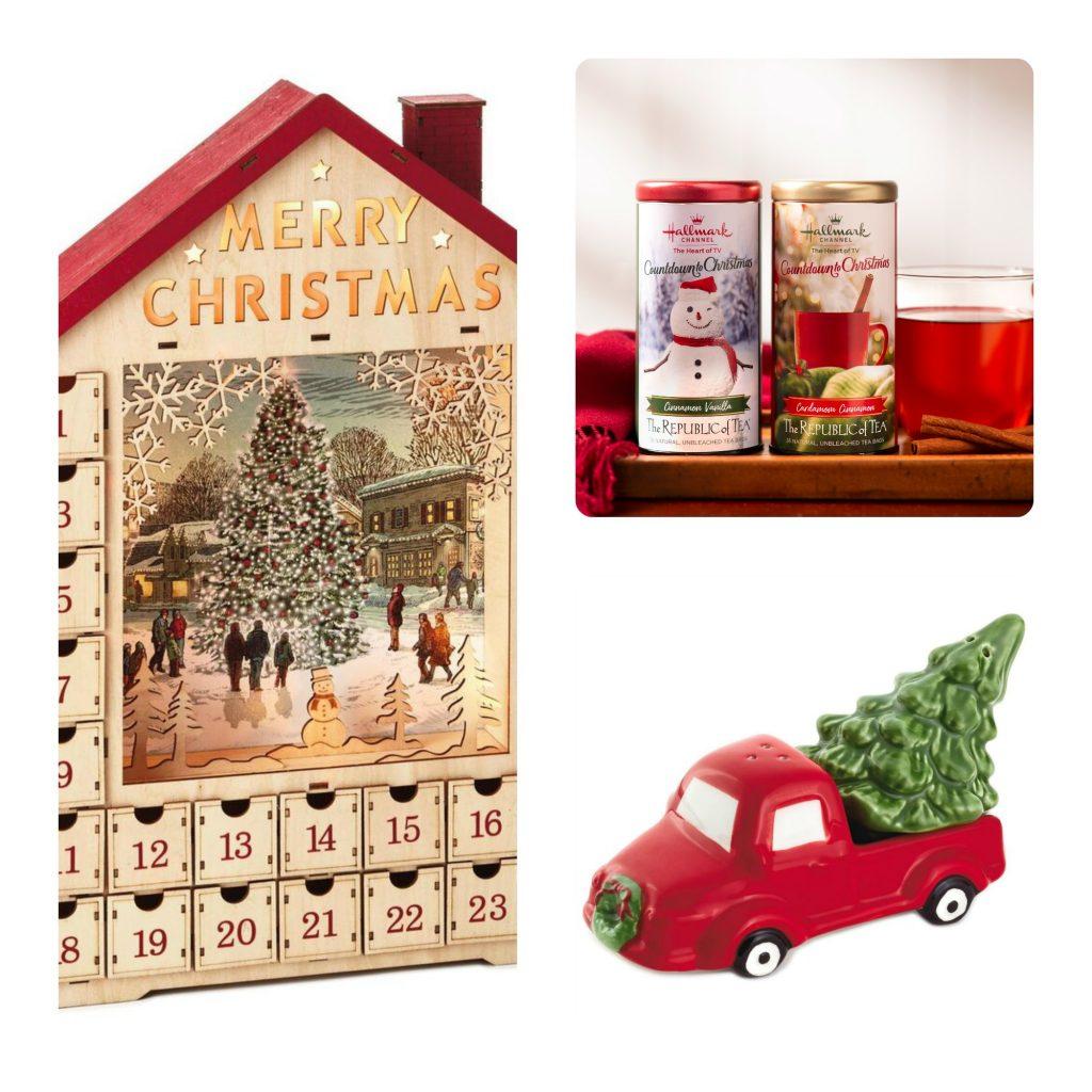 Christmas collage Hallmark Movies