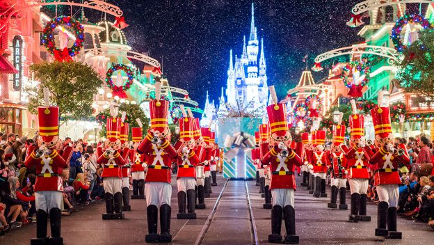 Disney family christmas vacations