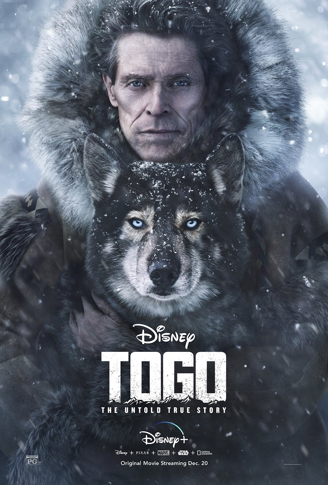 Togo Disney+ Original Movie New Trailer