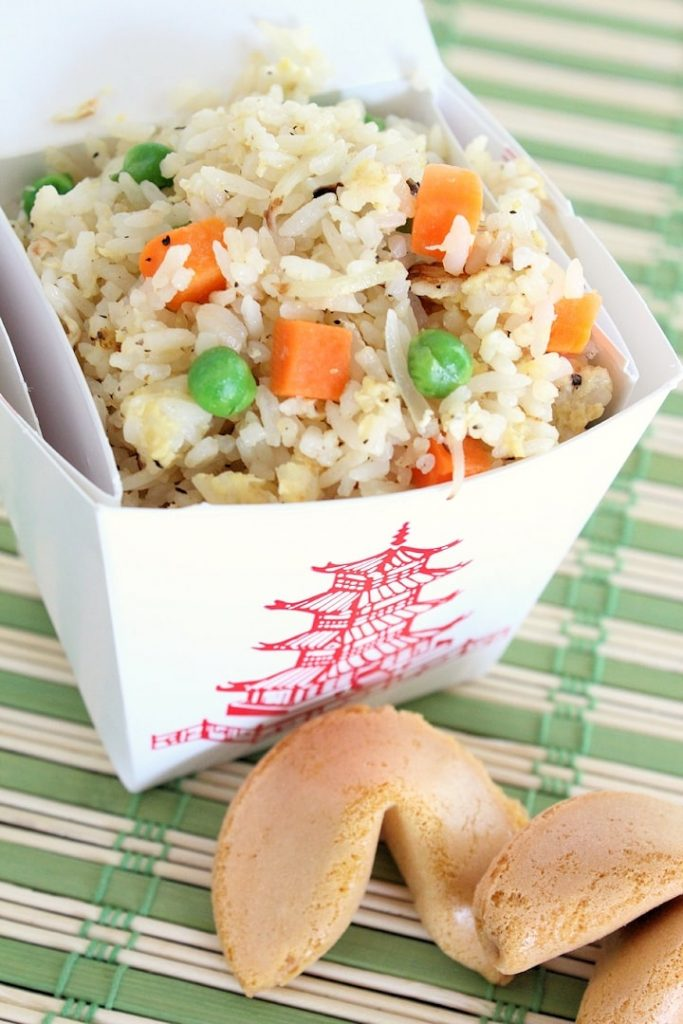 take out fried rice