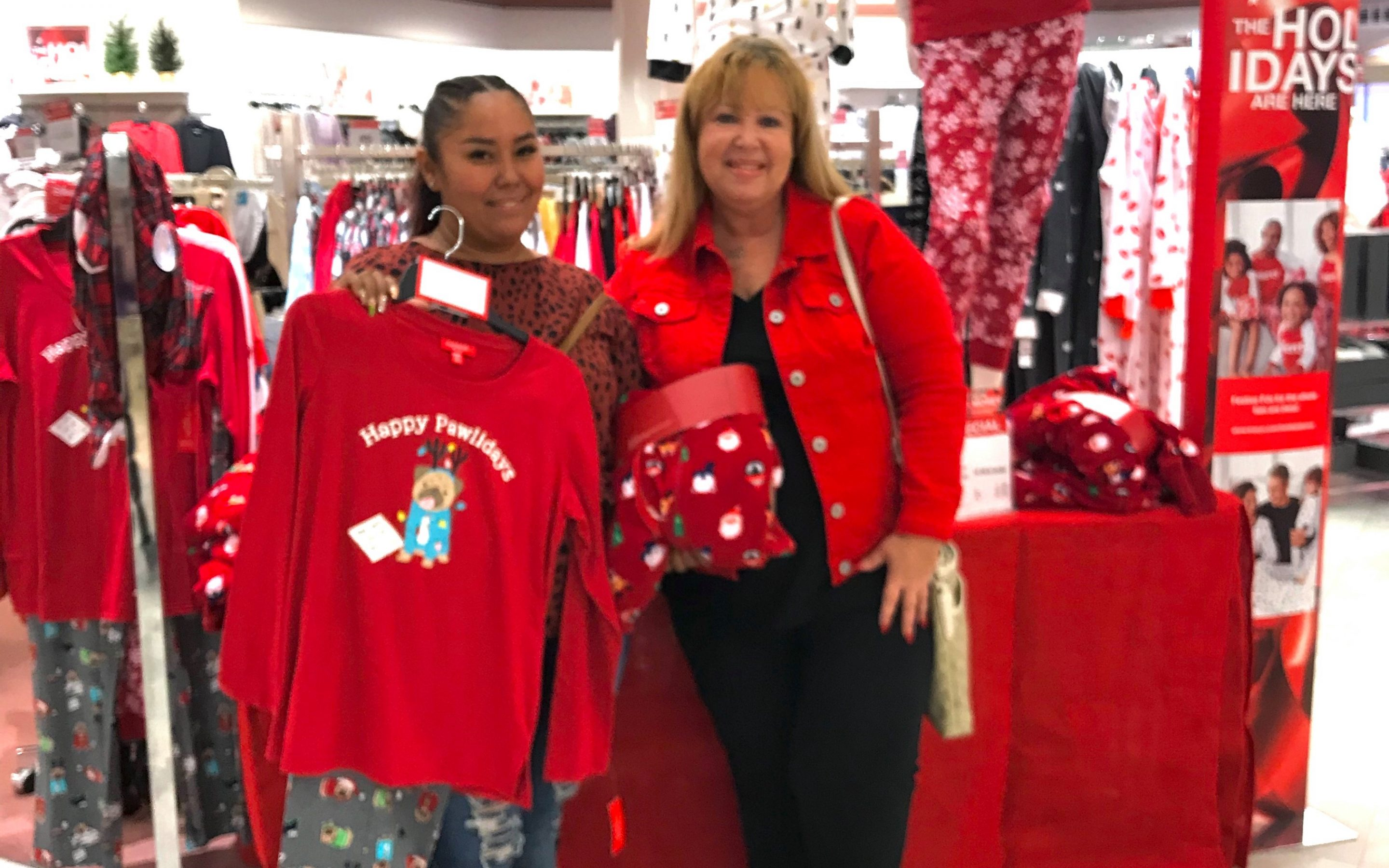 Making Someone's Holiday Dream Come True at Macy's