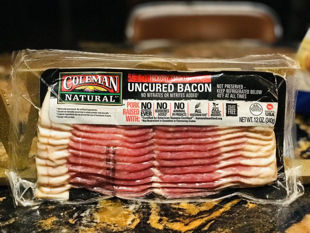 Perdue Farms Uncured Bacon