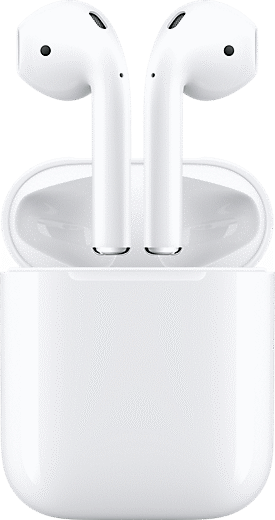 apple airpods with charging case - 6 Last Minute Tech Gifts of 2019