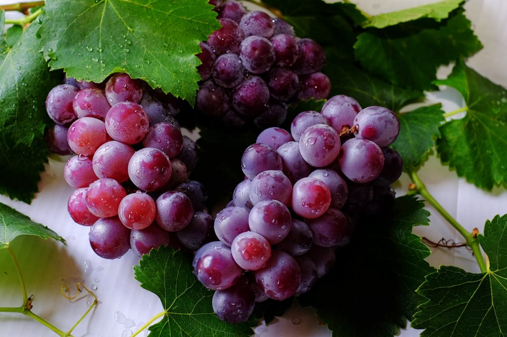 grapes 1024x682 - 5 Unique Ways to Celebrate the New Year 2020