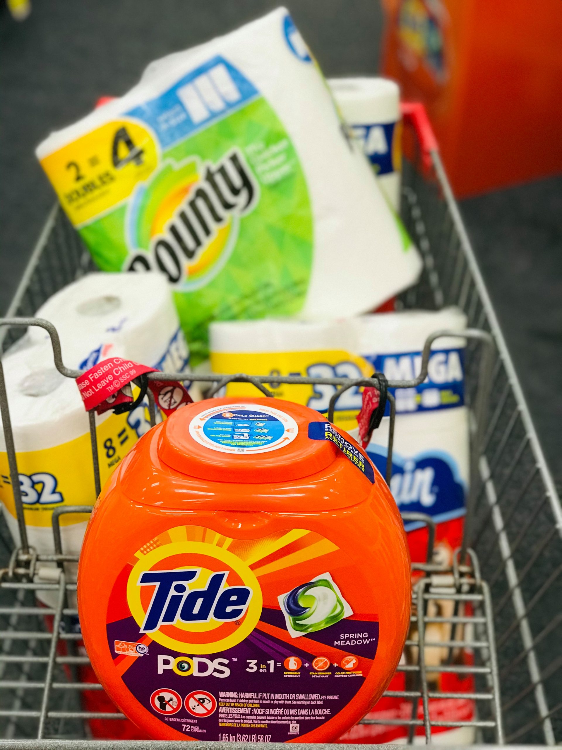 Super Bowl Party Prep with New P&G Rebate Offer