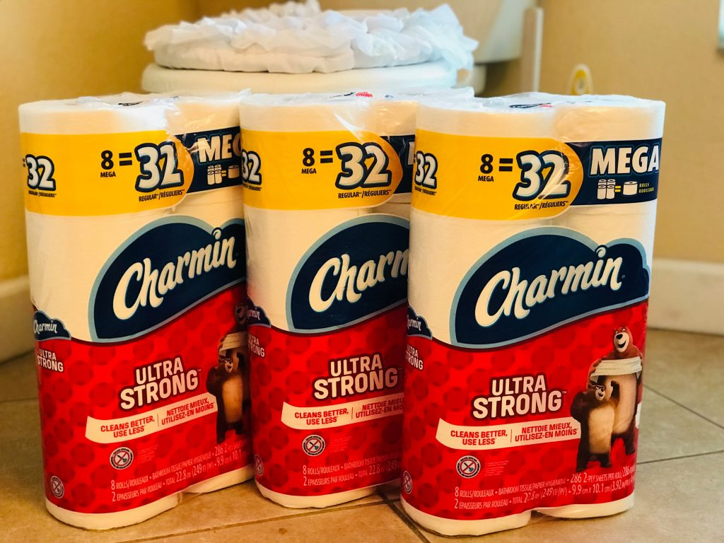 CharminToletPaper 1024x768 - Super Bowl Party Prep with New P&G Rebate Offer