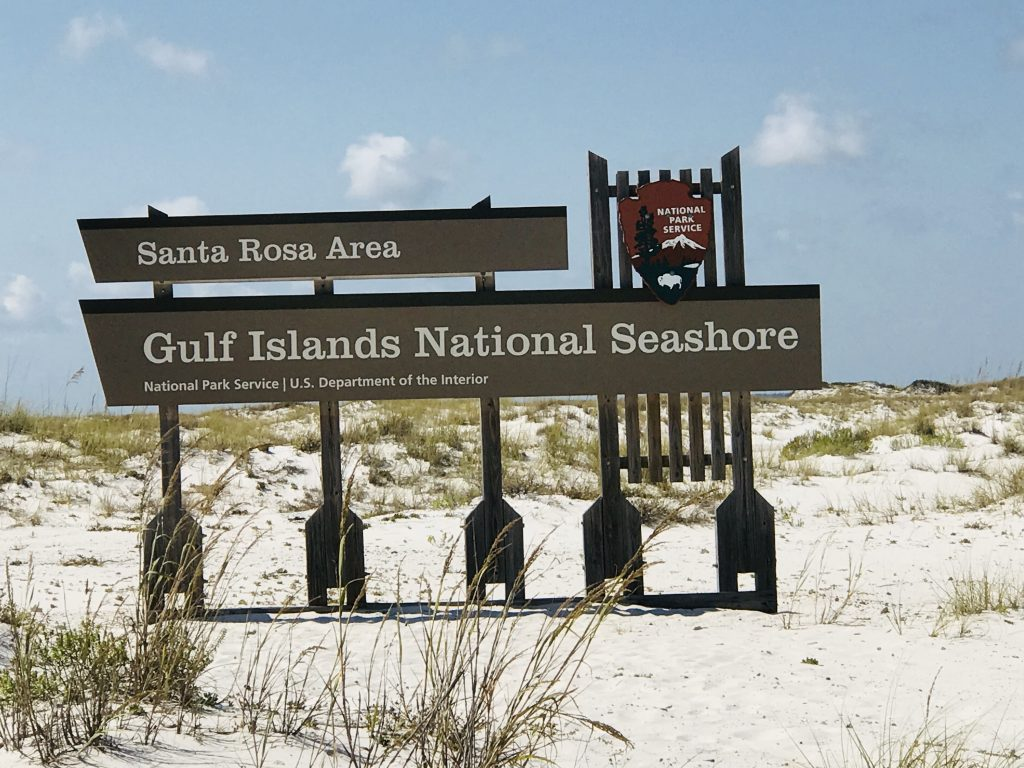 GulfShoreNationalPark 1024x768 - 10 Things to do in Navarre, FL