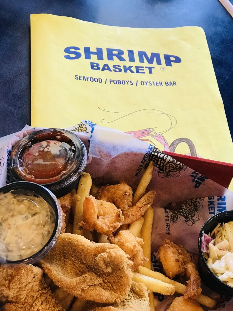 ShrimpBasket 768x1024 - 10 Things to do in Navarre, FL