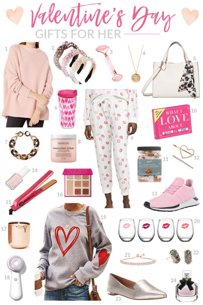 Valentines Day Gifts for Her 683x1024 - Valentine's Day Gift Guide for Her - Over 20 Ideas
