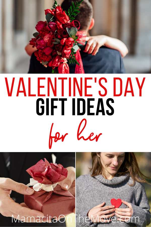 ValentinesIdeaPin - Valentine's Day Gift Guide for Her - Over 20 Ideas
