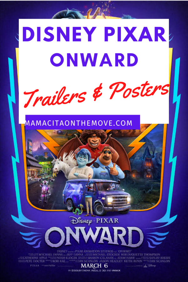 Disney Onward Movive