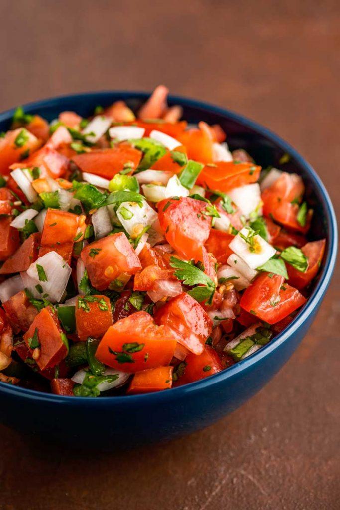 pico de gallo 1 683x1024 - 14 Authentic Cinco de Mayo Mexican Recipes