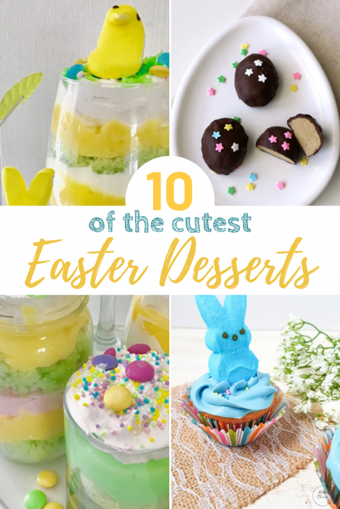 Cutest Easter Desserts 1 683x1024 - 10 Cute Easter Dessert Ideas