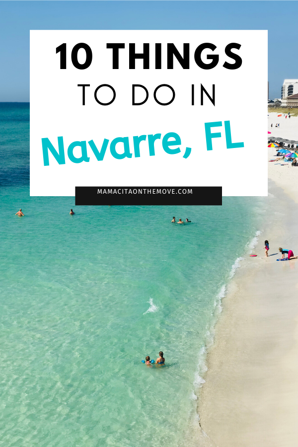 Navarrepin - 10 Things to do in Navarre, FL